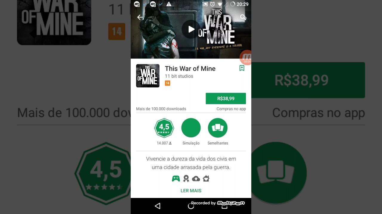 this war of mine mod apk mali