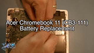 acer chromebook 11 cb3 111 battery replacement