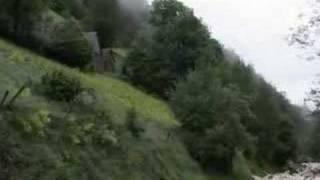 Transhumance Abraxas - étape du tour 2007 - dvd-etape.com