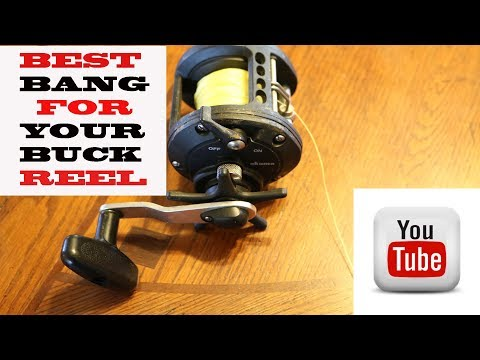Best Bang For Your Buck Reel:Under $35
