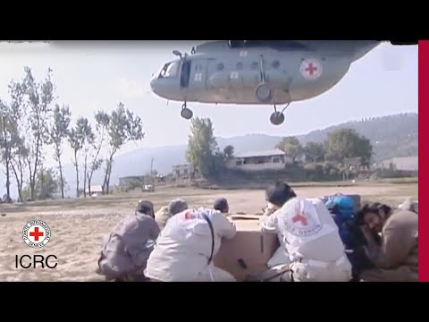 Working for the ICRC logistics specialist - YouTube