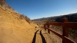 Wildwood Park - Waterfall to Lizard Switchbacks - Thousand Oaks, CA