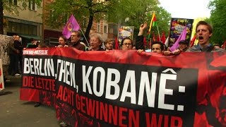#180sec Berlin: Erster Mai in Kreuzberg