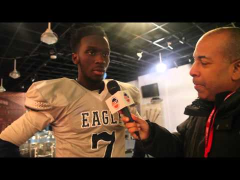 NYC Football PSAL Cup Division Champ Game Eagle Academy II vs FDA