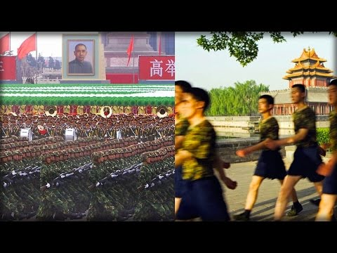 CHINA'S MILITARY JUST MADE CHILLING MOVE GERMANS MADE IN 1930S