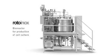 Bioreactor for Production of Cell Culture.