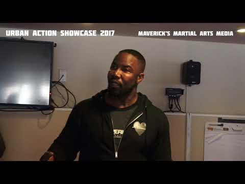 Michael Jai White on his friendship with Kimbo Slice