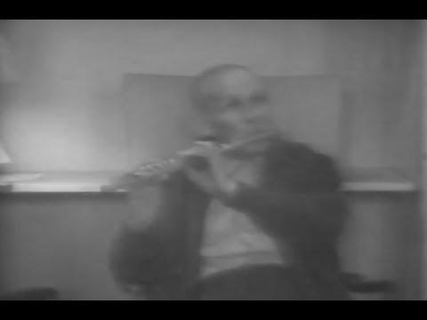 Marcel Moyse masterclass in Copenhagen 1969