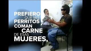 Video de confesión del presunto feminicida de Ecatepec | Noticias con Ciro