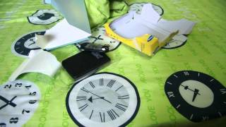 Unboxing a Samsung 1TB 2.5 inch Portable Hard Drive