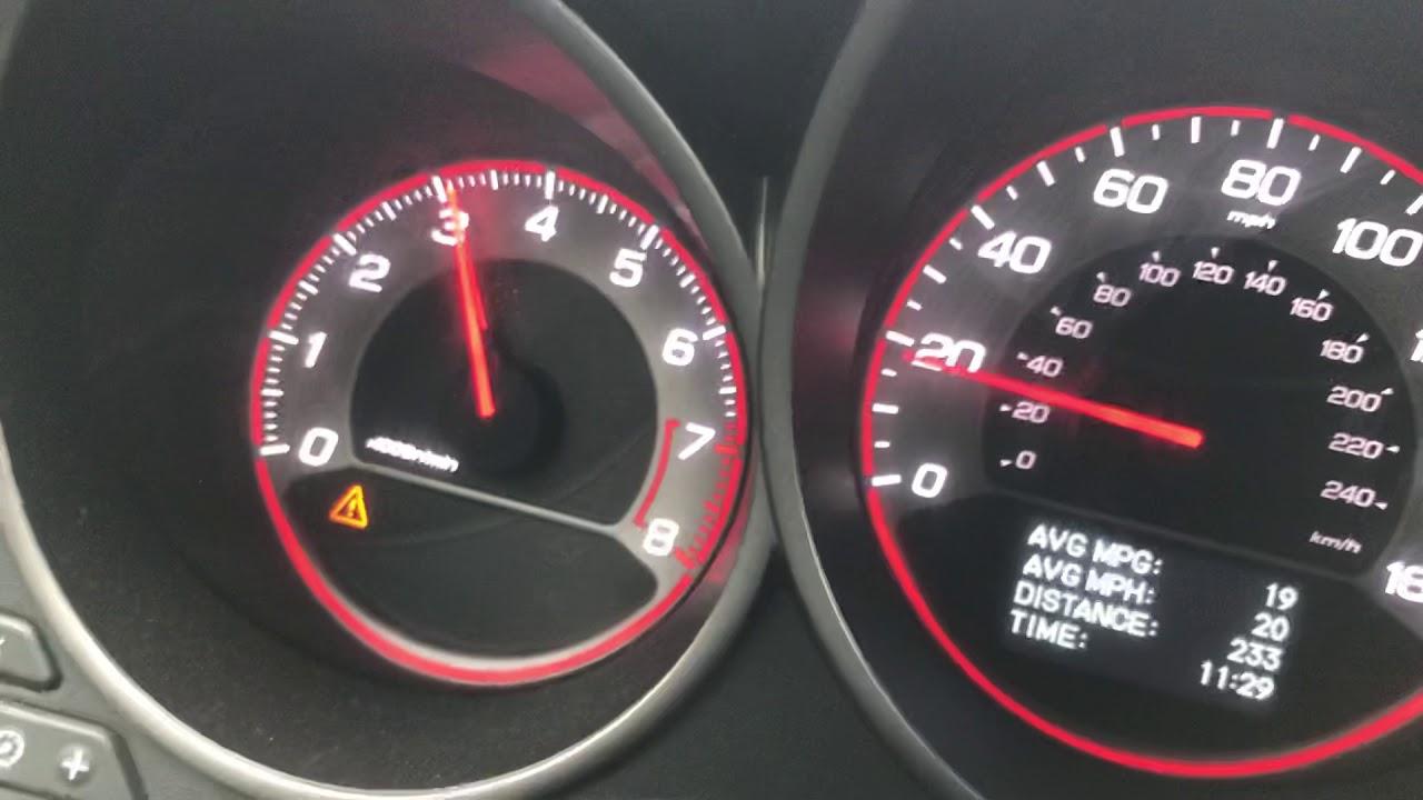 Acura Tl Type S 6mt 0 60 80