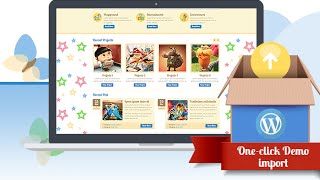 Happy Kids Wordpress Theme Review & Demo | Children WordPress Theme | Happy Kids Price & How to Install