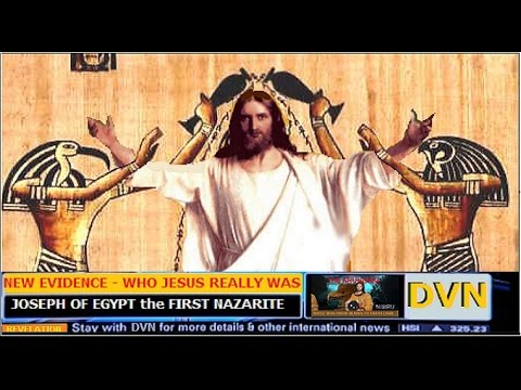 GAME CHANGER - JESUS - a PRIEST from EGYPT - NOT a JEW