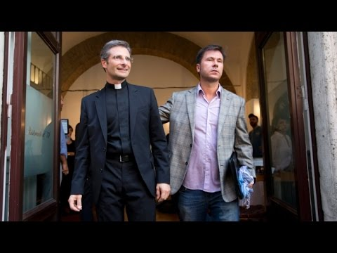 Gay priest comes out at Vatican, is immediately fired