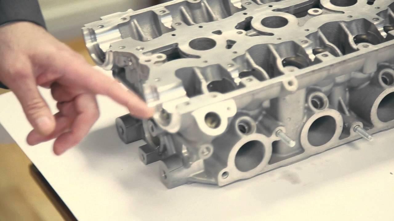 Двигатель ВАЗ-21179, 1.8 литра. Конструкция