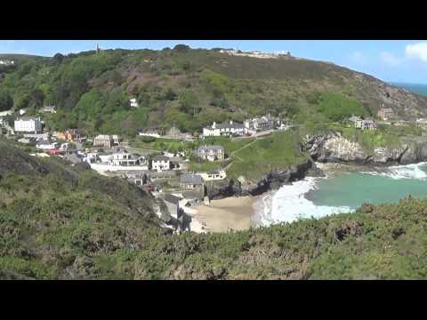 Cornwall Coastal Walk