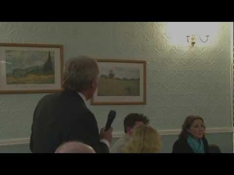 Llanrwst Tesco Public Meeting February 15th at the Eagles Hotel Llanrwst