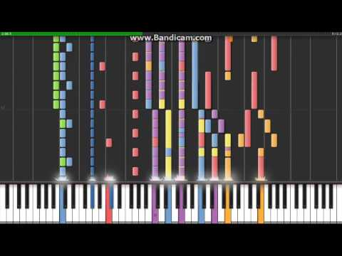 Brave Heart Digimon Synthesia