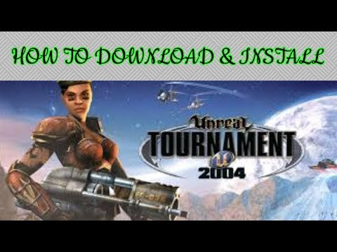 unreal tournament install - Myhiton