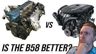 2JZ vs B58: Which One is Better?