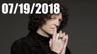 Howard Stern Show July 19 2018