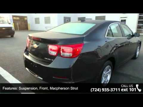 2015 Chevrolet Malibu LT   Baierl Chevrolet   Wexford, PA.