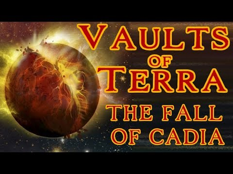 Vaults of Terra - (Gathering Storm) The Fall of Cadia