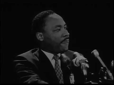 Dr. Martin Luther King, Jr -  The Other America (1967)