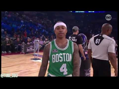 Isaiah Thomas Skills Challenge Highlights (All-Star Saturday 2017)