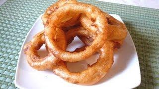 Aros De Cebolla (onion Rings)  - Mi Receta
