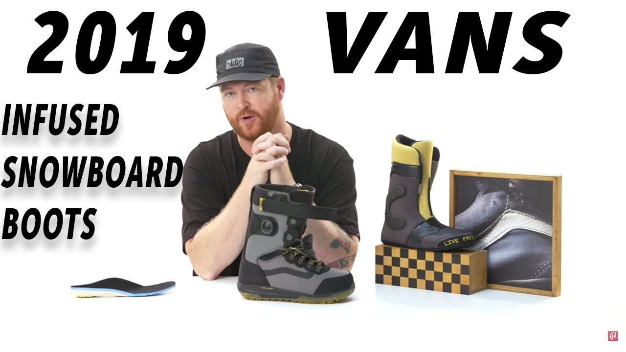 37808cdbe0 2019 Vans Infuse Snowboard Boots Review
