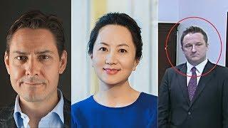 Политический шантаж: второй канадец задержан в Китае после ареста финдиректора Huawei