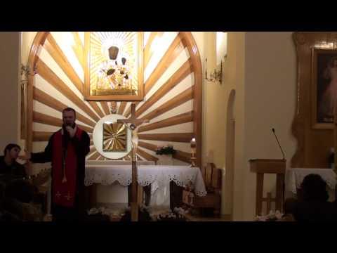 Sens wiary chrześcijańskiej   cz 4