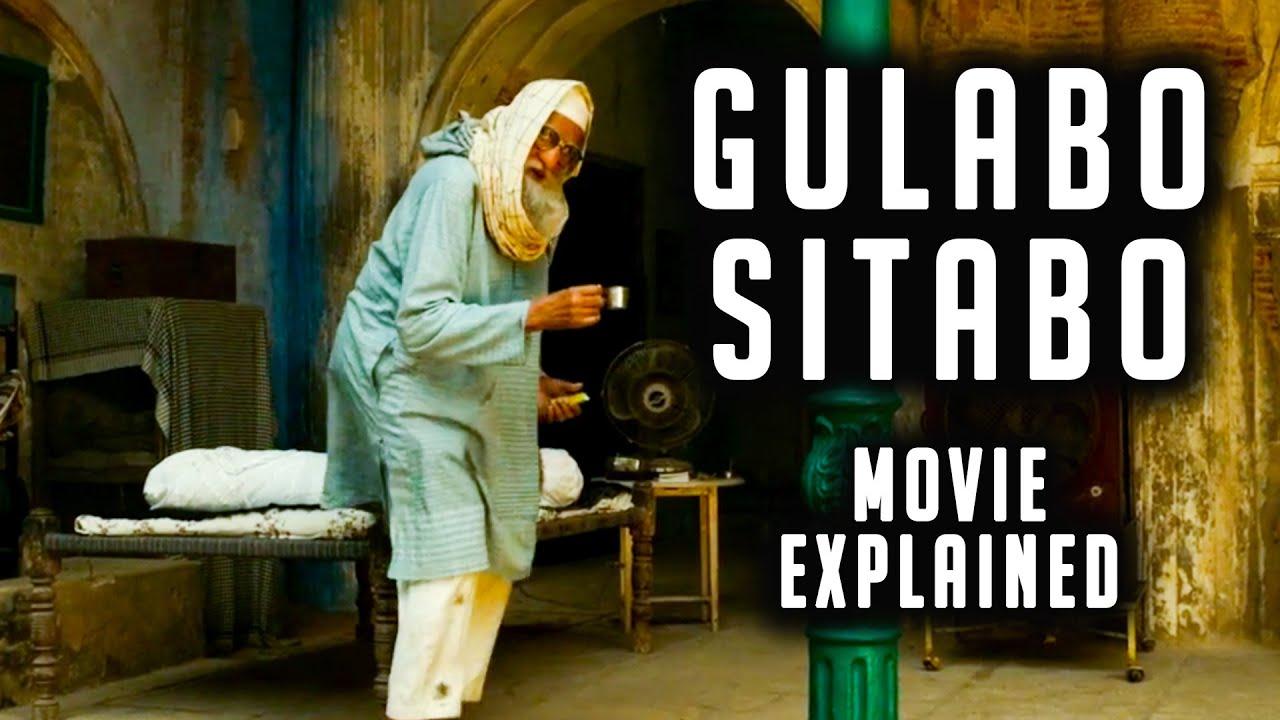 Download Gulabo Sitabo Movie   Amitabh Bachchan   Ayushman Khurana   Explained in Hindi   9D Production