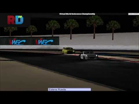 Virtual World Endurance Series - 8 Hours of Bahrain (Part 3)