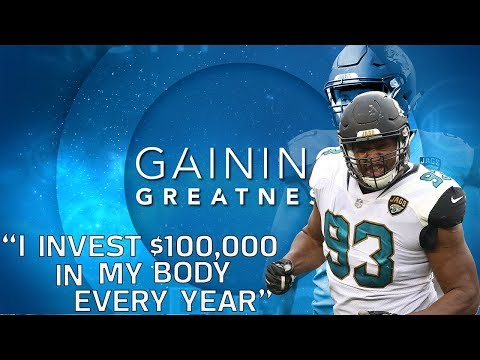 How Calais Campbell Prepares & Trains in the Offseason | Gaining Greatness | NFL Network