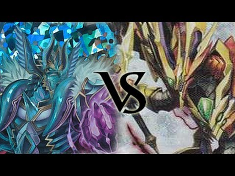 Shadow Paladin Revenger Vs Vowing Sword Reverse - King of Cardfight Top 4 Indianapolis 2014