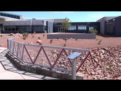 The New Colonel Smith Middle School: Arizona's First Net-Zero Student Centered Learning Environment