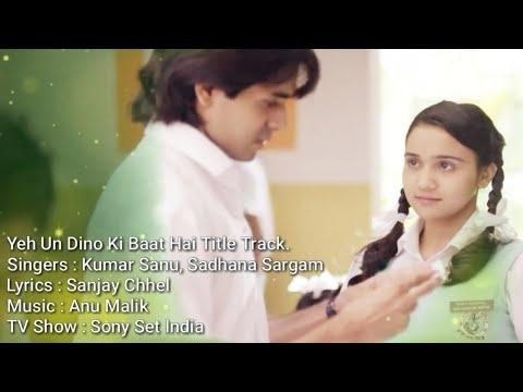 Yeh Un Dino Ki Baat Title Track Full HD Song | Sameer And Naina |