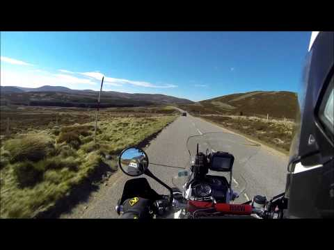 Balmoral to Tomintoul