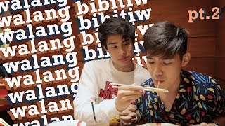SUCCESS OR FAIL? Holding Hands challenge with DONNY PANGILINAN (PART 2) | Robi Domingo