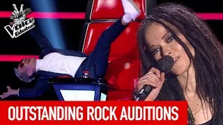 Download THE VOICE | BEST ROCK AUDITIONS [PART 2] Mp3 and Videos