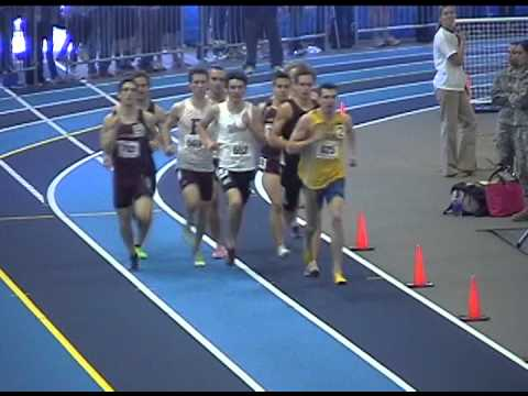 Mens Atlantic 10 800 meter Championship