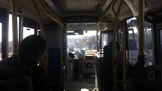 [Calgary Transit] LOUD Bus Announcements - 2016 Grande West Vicinity on Route 123 thumbnail
