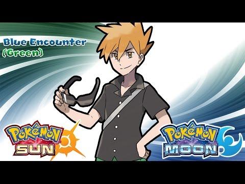 Pokemon Sun & Moon - Champion Blue Encounter Music (HQ)