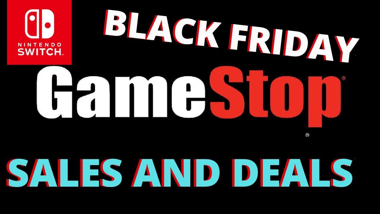 Gamestop Big Nintendo Switch Black Friday 2020 Deals Best Switch Sales Of 2020 Youtube