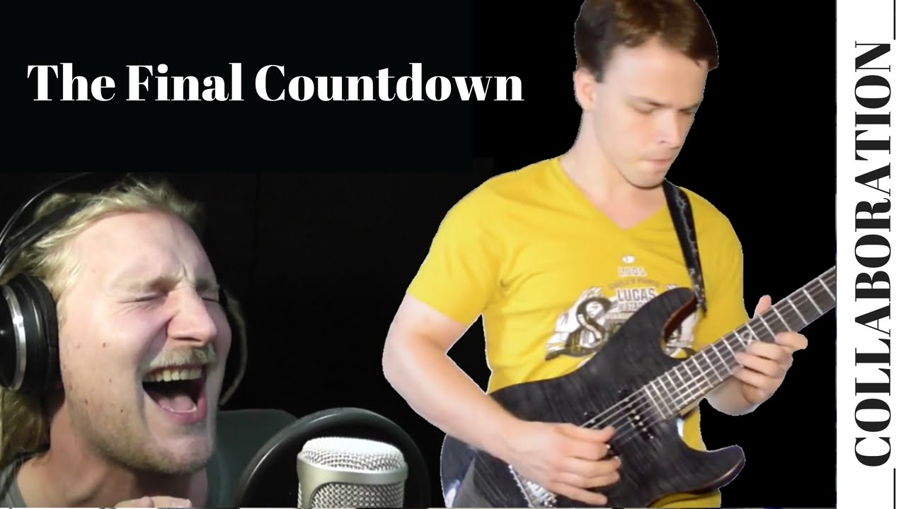 how to play the final countdown on piano slow