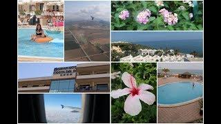 Vlog Hiszpania #1/Baseny, morze COSTA DEL SOL