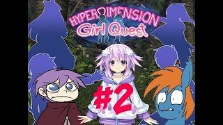 Growing Darkness | Hyperdimension Girl Quest #2