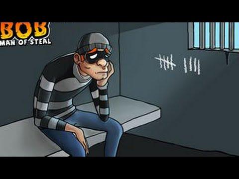 Robbery Bob™ Level 1-3 Walkthrough iOS/Android